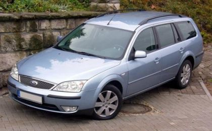 Ford Mondeo combi 2.0tdci